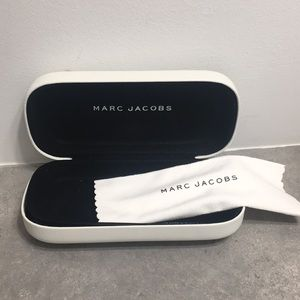 MARC JACOBS glasses case - Case Only!